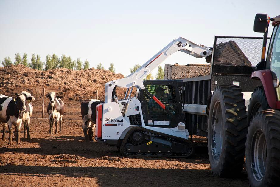 Bobcat T590 Track Skid Steer