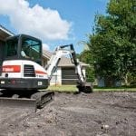 Bobcat E35 Compact Excavator