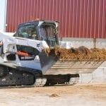 Bobcat T750 Track Skid Steer