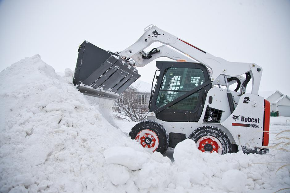 Bobcat S570 Skid Steer