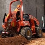 Ditch Witch RT45 Ride-On Trencher