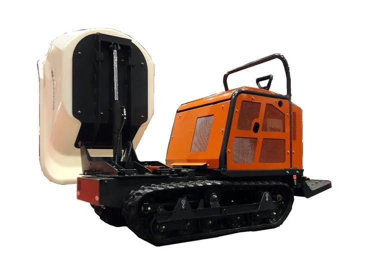 Tanycom Track Georgia Concrete Buggy | HumsNLR