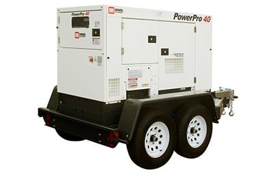 MMD Equipment PowerPro 40 SDG40S-8B1 Air Compressor